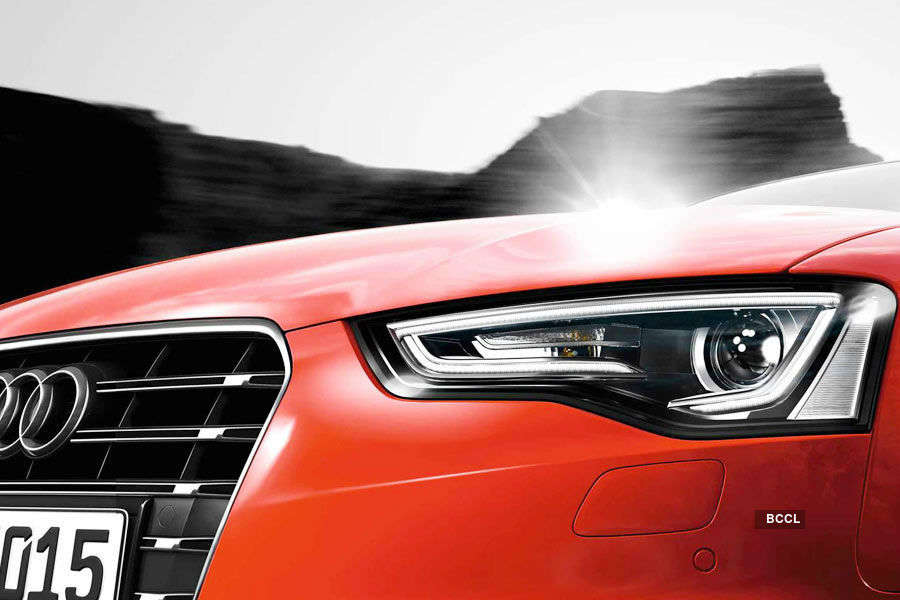 Audi launches 'S5 Sportback' in India