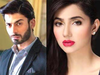 Shiv Sena targets Pakistani actors Fawad, Mahira Khan
