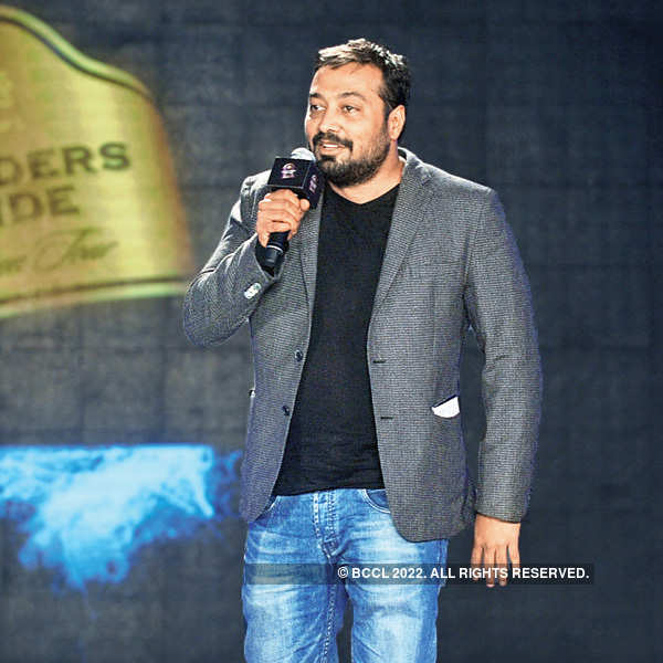 Celebs @ Blenders Pride Fashion Tour