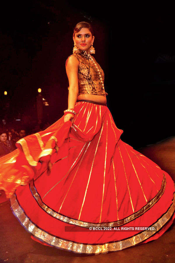 Manish Tripathi's collection launch