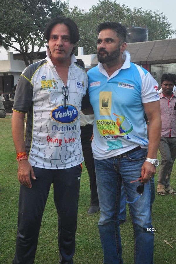 Celebs @ Corporate Cricket Bash