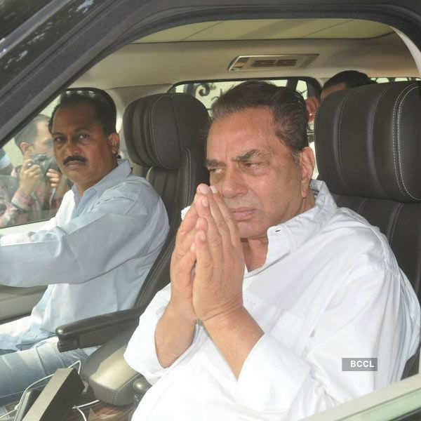 Ajit Deol's funeral