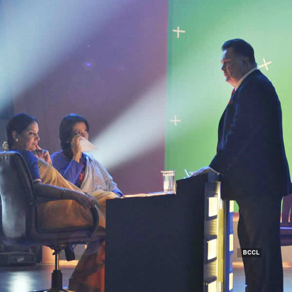 Chalk n Duster: On the sets