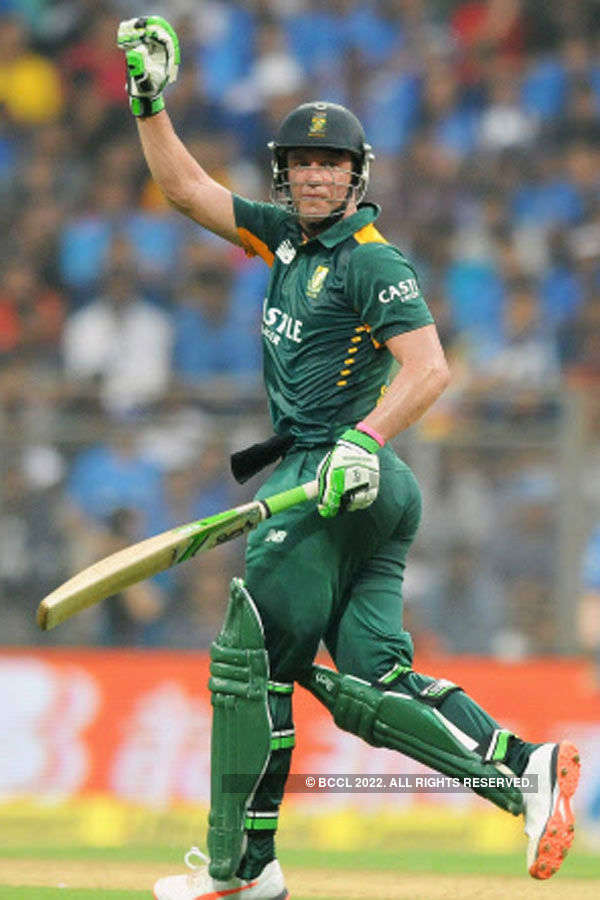 South Africa crush India