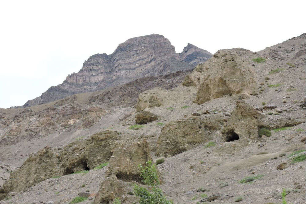 Tabo Caves