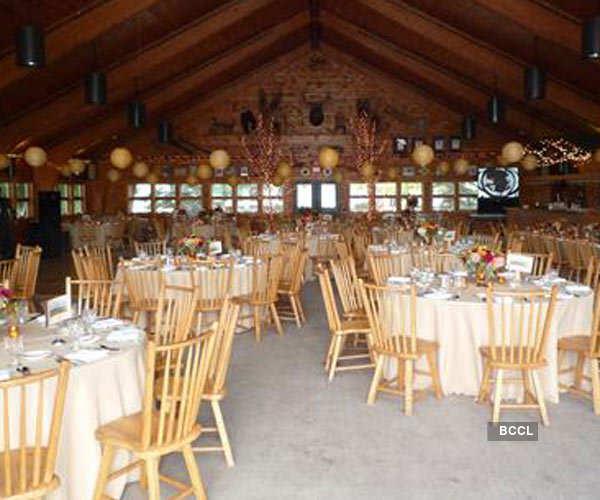 Top Fall Wedding Destinations
