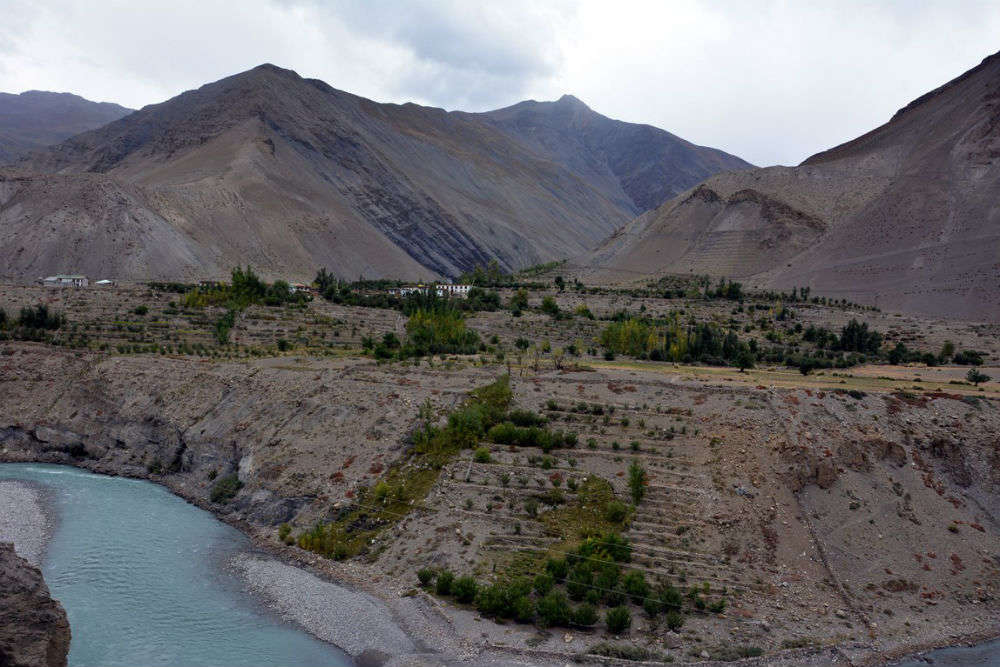 River rafting in Pin and Spiti Rivers