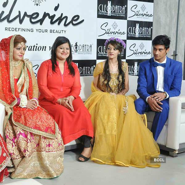 Purnima & Shishir's fashion showcase event