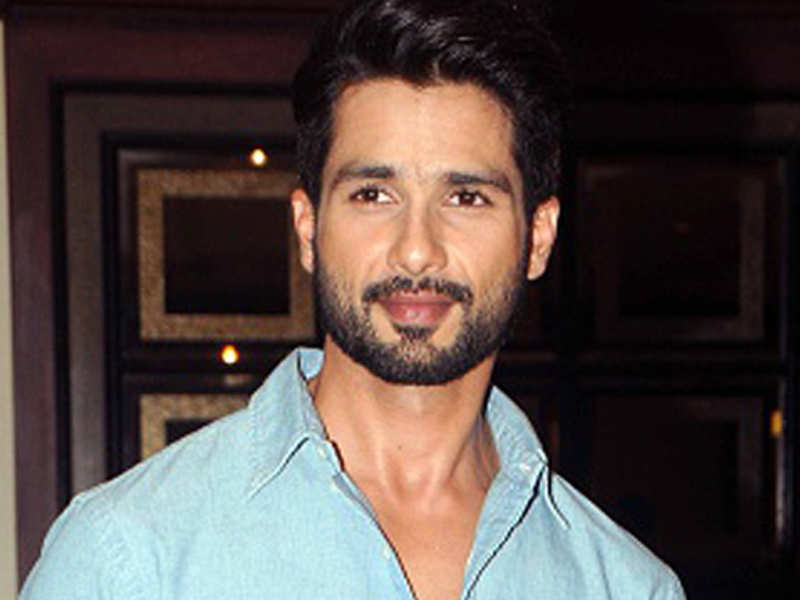 Shahid Kapoor: The films he rejected
