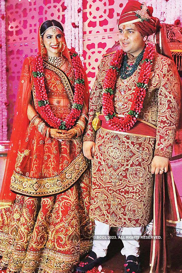 Ethnic wedding ceremony