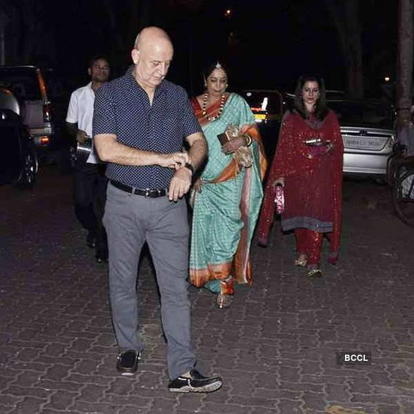 Celebs celebrate Karva Chauth