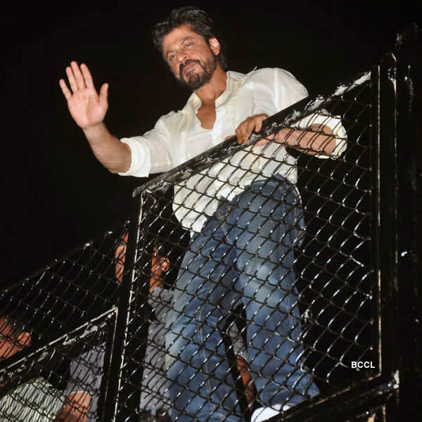SRK's 50th b'day