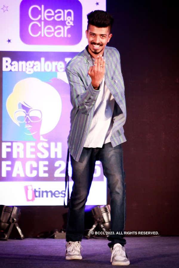 Fresh Face finale @ Mantri Mall