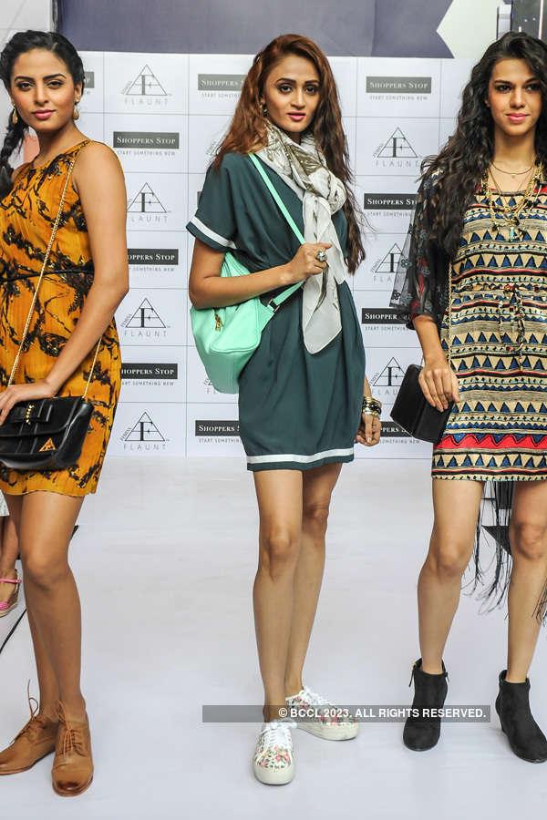 Celebs @ Femina Flaunt fashion show