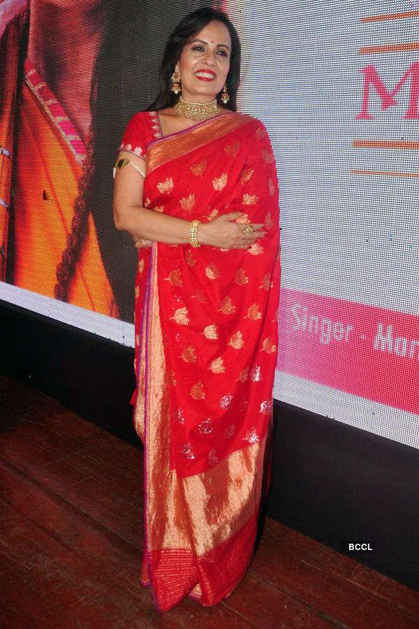 Hema Malini @ Album launch