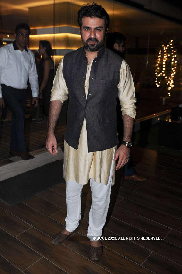 Celebs @ Diwali party