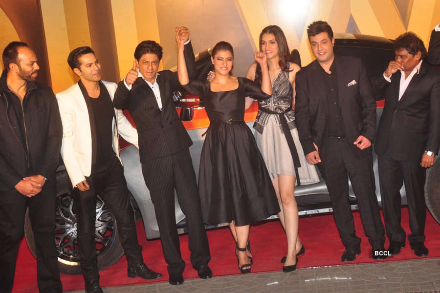 Dilwale: Trailer launch