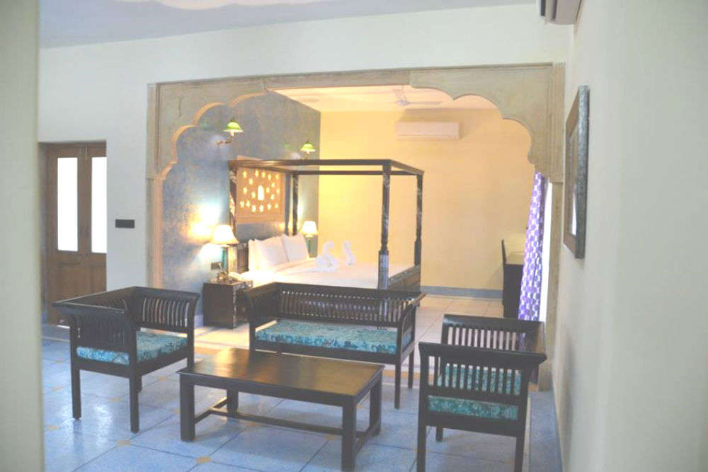 Hotel Gulal – A Luxury Boutique Haveli