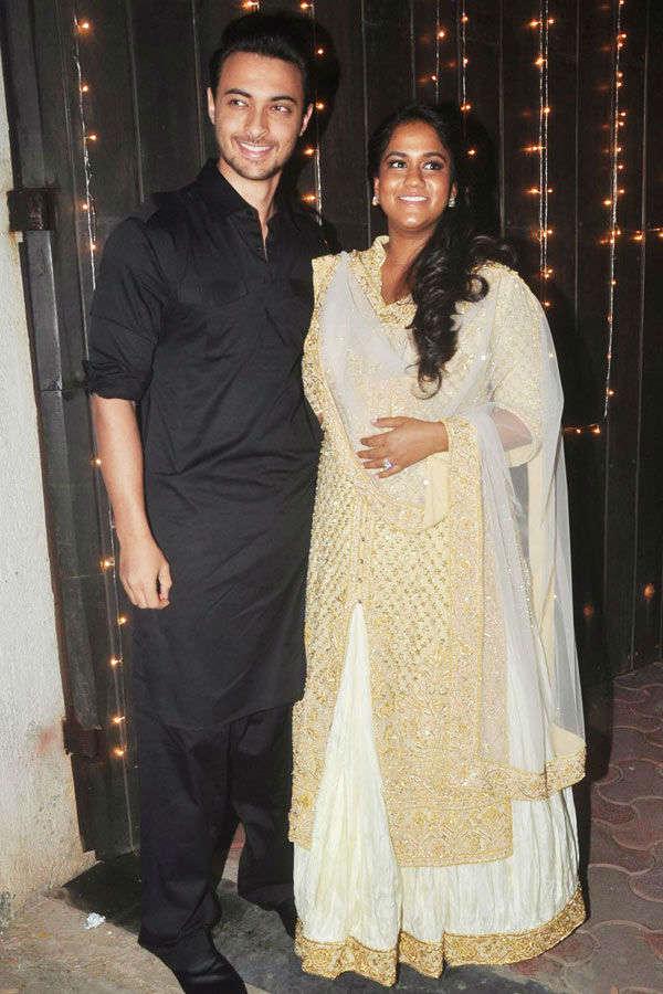 Pregnant Arpita Khan Sharma