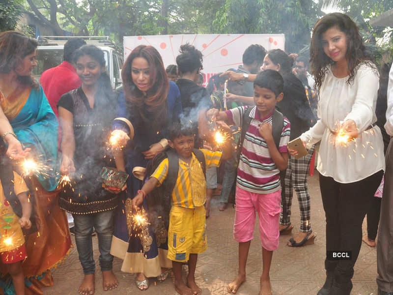Sambhavna celebrates Diwali