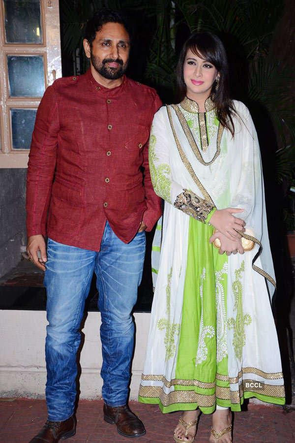 Ekta Kapoor's Diwali party