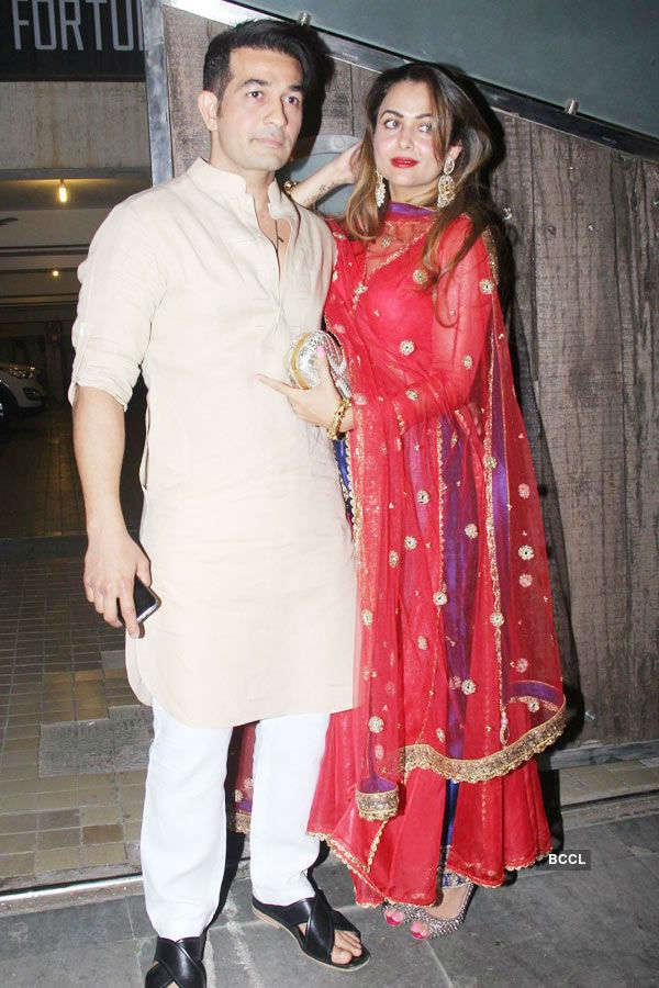 Celebs @ Diwali celebrations