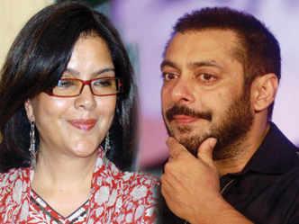 When Salman Khan shocked Zeenat Aman