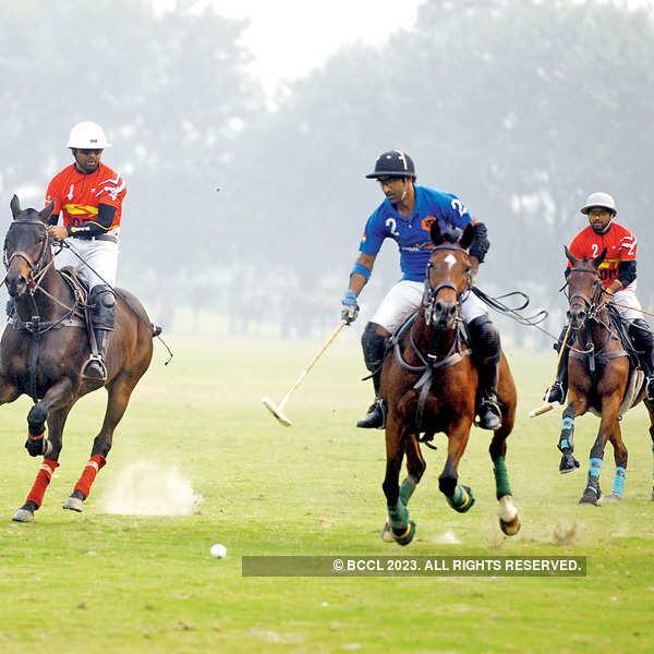 HVR Baroda Cup Polo tournament