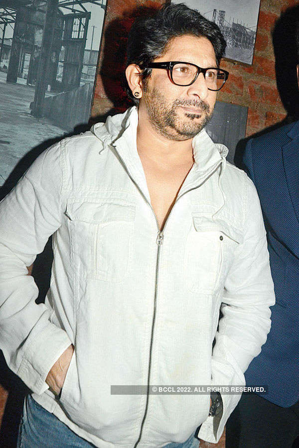 Arshad Warsi at launch event