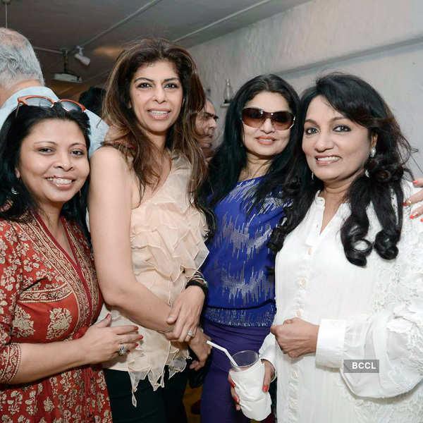 Celebs @ Poonam Soni's b'day party