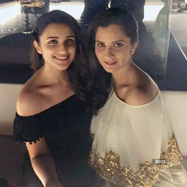 Sania Mirza's b'day party