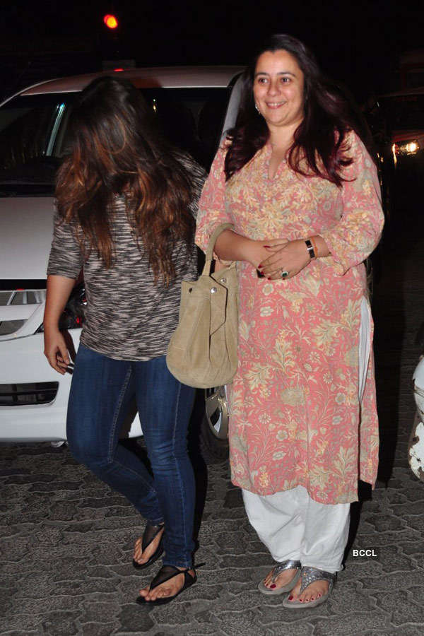 Aaradhya Bachchan's b'day party