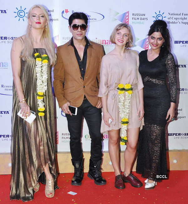Russian Film Days: Inaugration