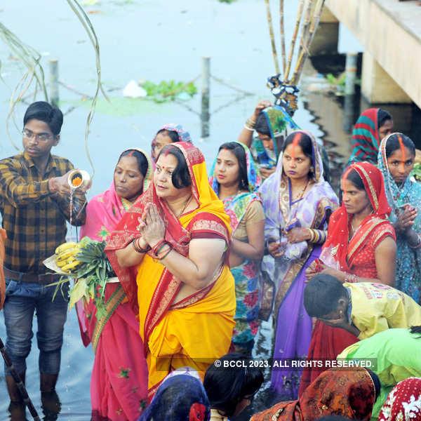 Chhath Celebrations