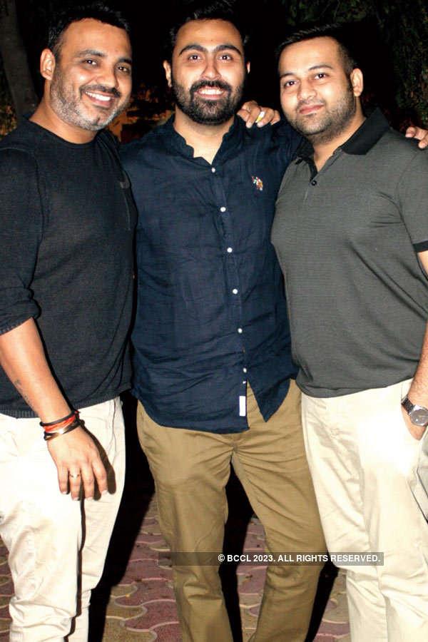 Bonding over Diwali party
