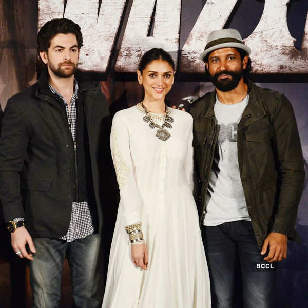 Wazir: Trailer launch