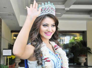 Introducing Miss India Universe 2015 Urvashi Rautela