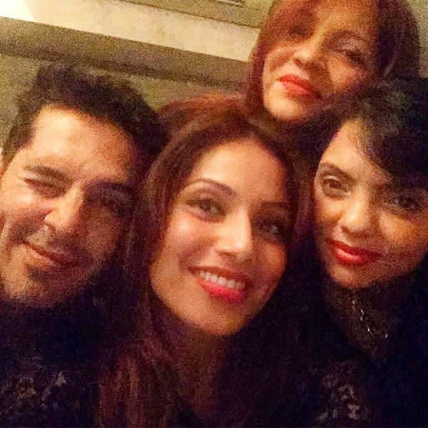 Bipasha Basu had a reunion with ex-flame Dino Morea