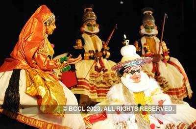 Kathakali festival