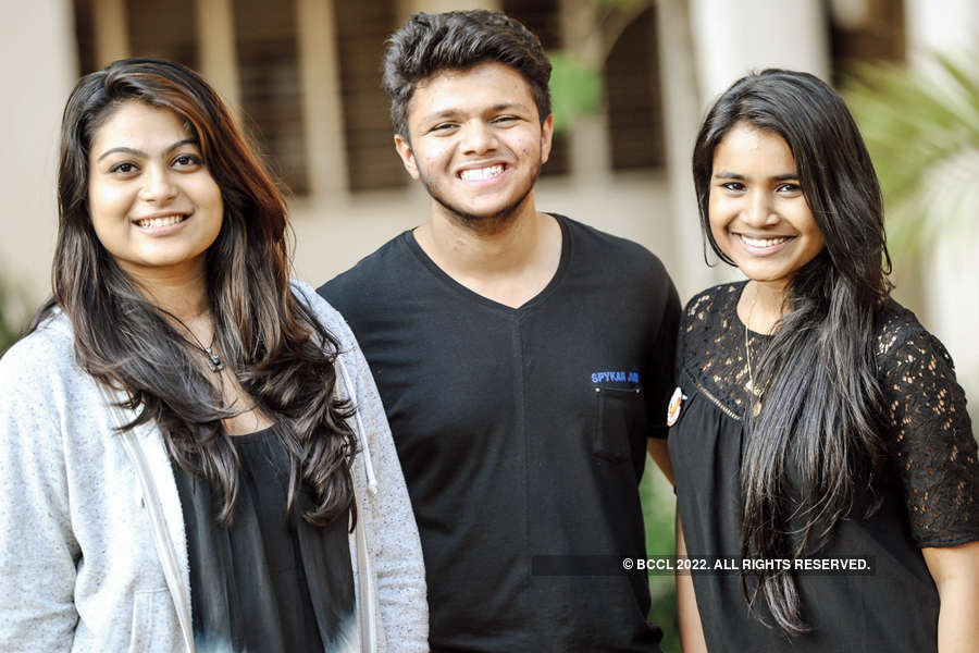 Fresh Face auditions @ Sathaye College