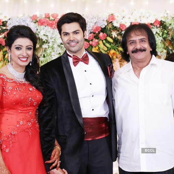 Ganesh & Nisha's reception