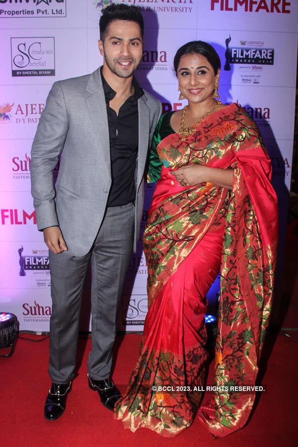 Ajeenkya DY Filmfare Awards (Marathi): Red Carpet