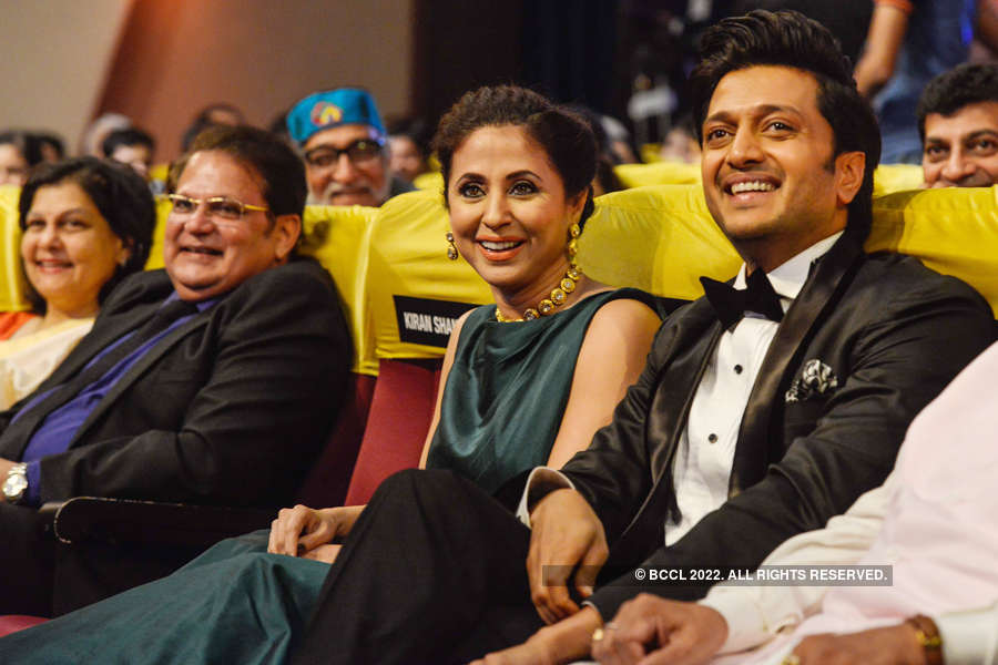 Ajeenkya DY Filmfare Awards (Marathi): Starry Night