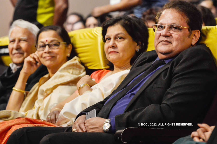 Ajeenkya DY Filmfare Awards (Marathi): Starry Night