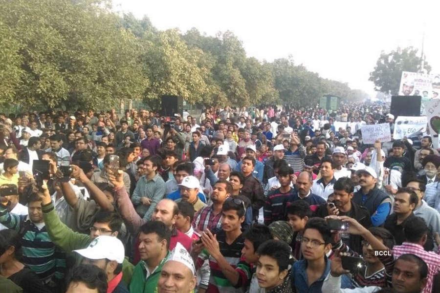 Delhi celebrates Car-Free Day