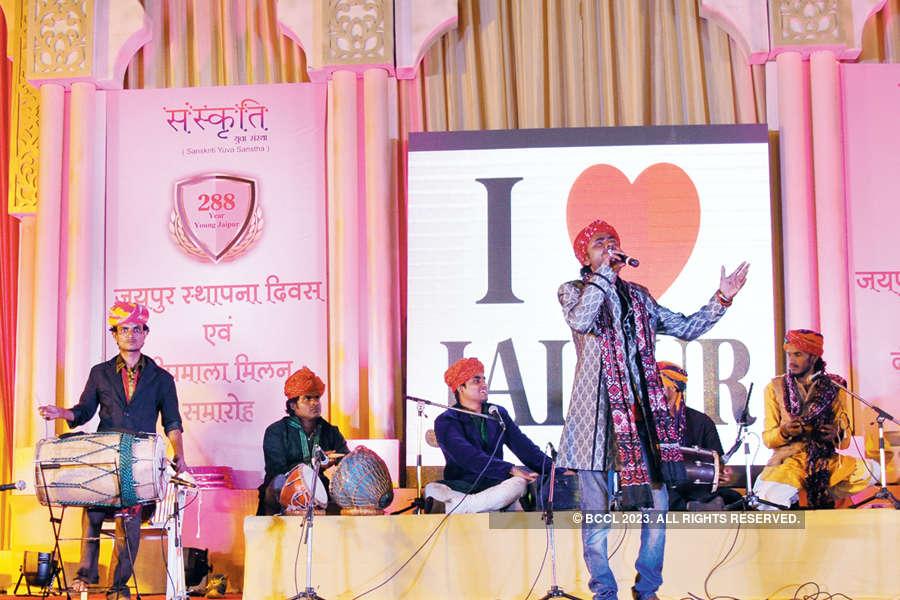 Jaipur's 288th b'day celebrations