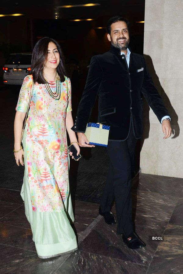 Masaba & Madhu's wedding reception - Part 1