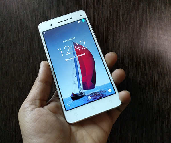 Lenovo Vibe S1 first impressions