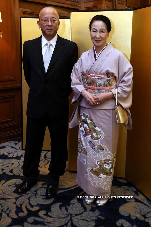 Japan Consulate hosts party