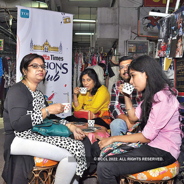 Calcutta Times Passions Club Food Trail